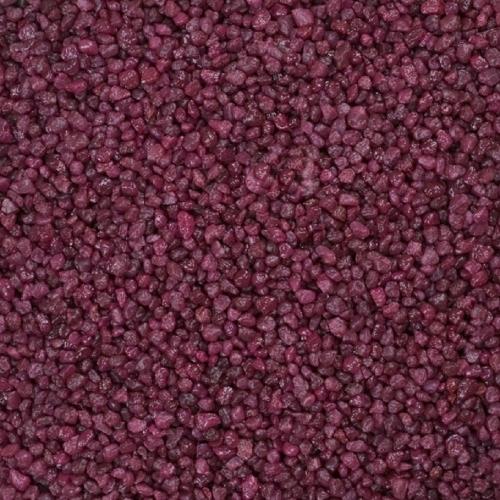 Deko Granulat rosa  burgund 23mm Körnung 2kg (1,85€kg